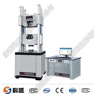 塘沽区WAW-2000D(B、C)/200吨/2000 Kn微机控制电液伺服液压万能试验机