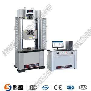WEW-100D(B、C)/10吨/100 Kn微机屏显式液压万能试验机