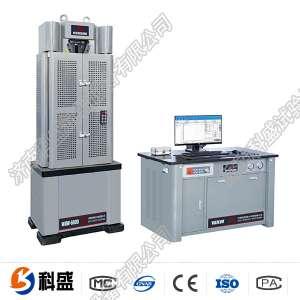 塘沽区WAW-B微机控制电液伺服万能试验机