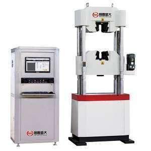 焊条拉力试验机的测量原理以及有什么性能特点