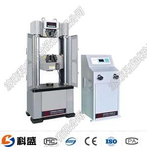 益阳WE-300B(D)液晶数显式液压万能试验机
